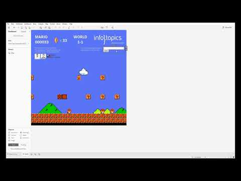 Play Super Mario in Tableau using a Tableau Extensions and a