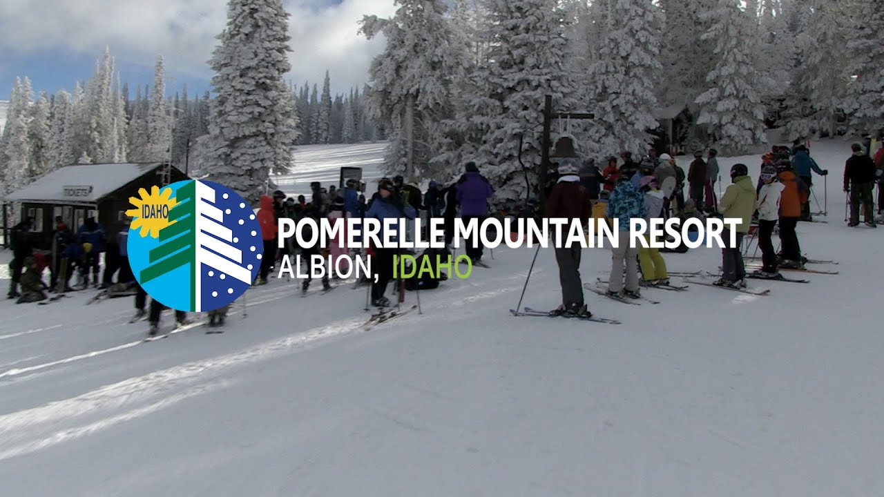 pomerelle mountain resort - youtube
