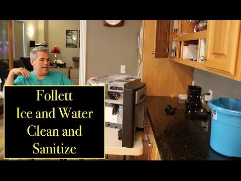 Follett Ice Maker  E78