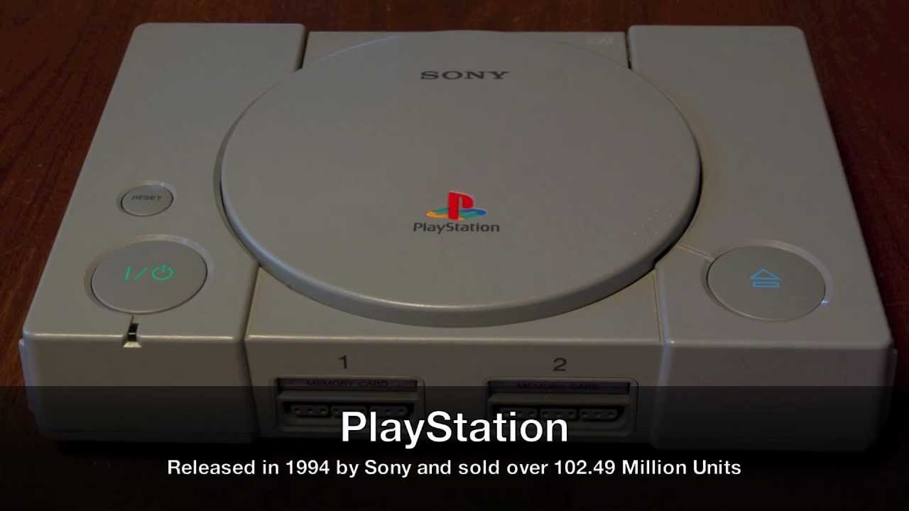 Top 15 best selling video game consoles of all time youtube - Best selling video game consoles ...