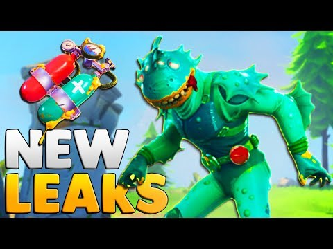 """NEW"" SKINS LEAKED In Fortnite: Battle Royale"