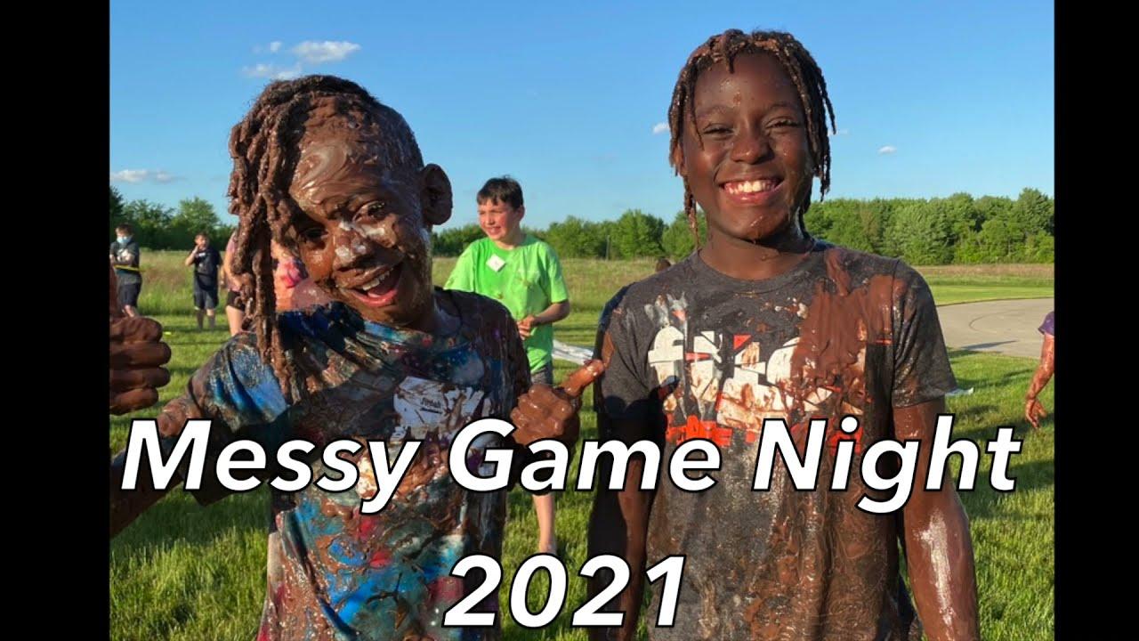 Messy Game Night 2021