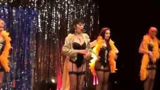 LES FELINES Cabaret bande annonce 2015