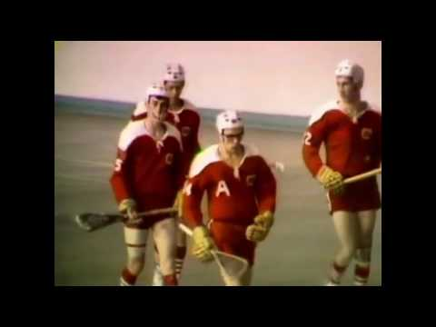 1969 Canada Games Lacrosse Final/ BC vs. Ontario