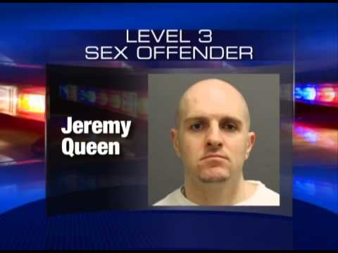level iii sex offender college campus