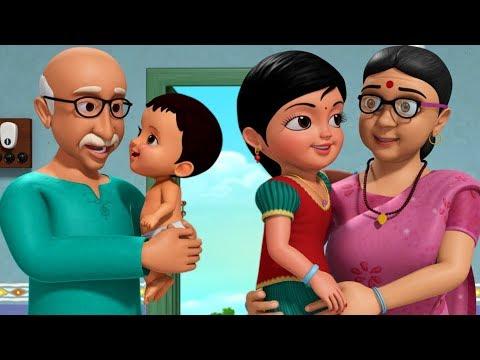 சிட்டி ஜெயித்து வந்த முதல் பரிசு (Tamil Rhymes for Children)