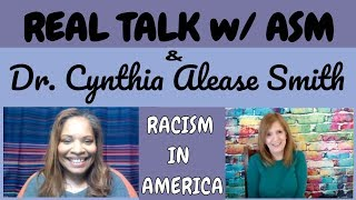 Real Talk with Angry Soccer Mom #39 with Dr.Cynthia Smith