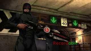 Robocop The Game [using L6 Hawk Rottweiler]