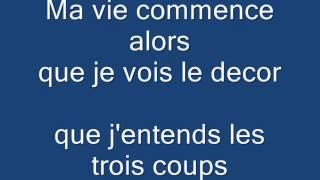 """"""" Le cabotin"""" de charles Aznavour par Michael Asfahan"""