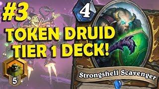 Token Druid climbing to Legend #3 (2 matches)