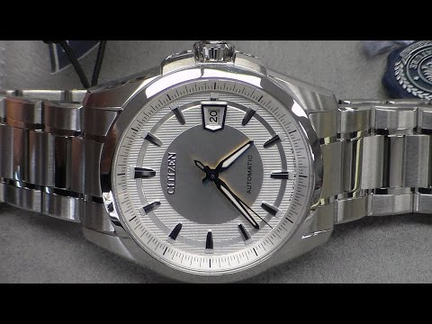 Citizen Signature Collection Grand Classic Watch Review