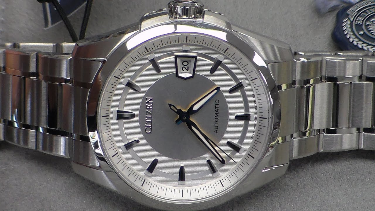 45c161565 Citizen Signature Collection Grand Classic Watch Review - YouTube