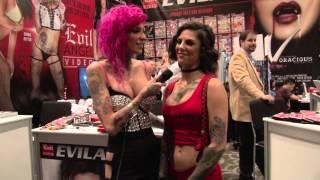 SINN & SKINN Exclusive Interview with Bonnie Rotten
