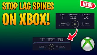 How To STOP LĄG SPIKES For Games On Xbox One! (fix lag spikes and stutters on xbox!)