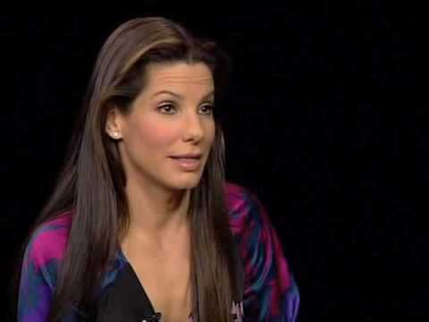 Sandra Bullock interview - Charlie Rose show - 10 February 2010 - Part 1