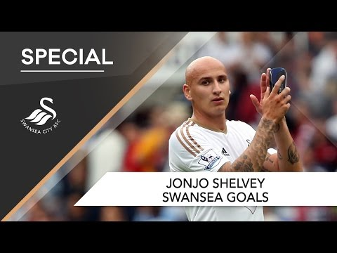 Swans TV - Jonjo Shelvey: All His Goals
