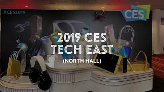 2019 CES TECH EAST(NORTH HALL)