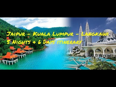 jaipur-kuala-lumpur--langkawi-(5-nights-&-6-days)-full-itinerary