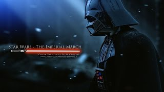 Star Wars - The Imperial March | Choir Version (Darth Vader
