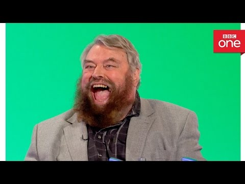 Was Brian Blessed's canoe skippered by an orangutan?  Would I Lie to You? Series 10