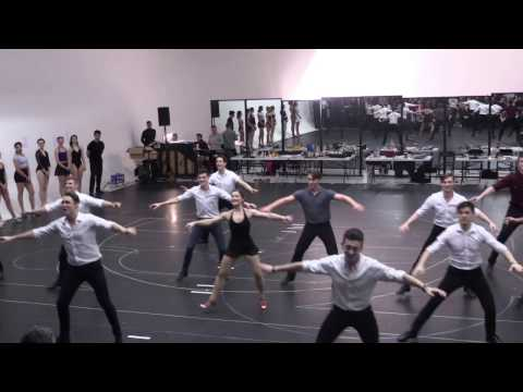 "42ND STREET | London rehearsals - ""With Plenty of Money and You"""