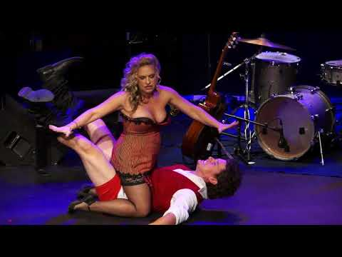 """Dixie Does Donizetti""  Dixie DeLight burlesque"