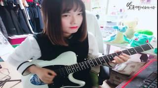 canon rock guitar cover solo