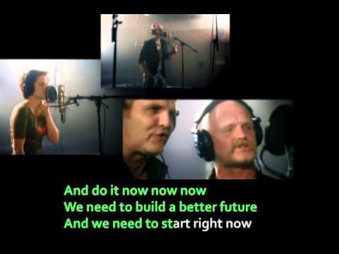 Sing for the Climate - met tekst