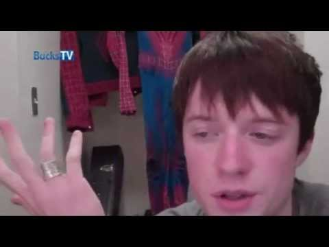 Matthew James Thomas on The Bucks Show - July 2011