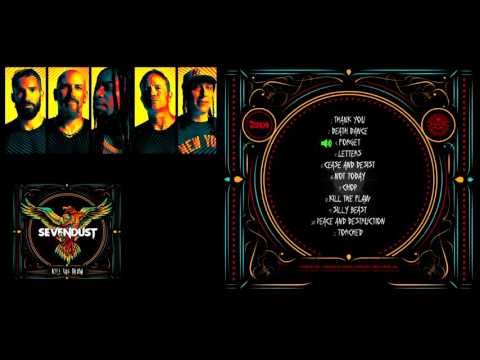 SEVENDUST // Kill The Flaw - Full Album Stream