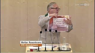 Walter Rosenkranz   Arbeitszeitflexibilisierung   5.7.2018