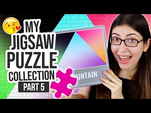 MY JIGSAW PUZZLE COLLECTION PART 5 - FREE Jigsaw Puzzles