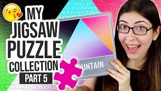 MY JIGSAW PUZZLE COLLËCTION PART 5 - FREE Jigsaw Puzzles