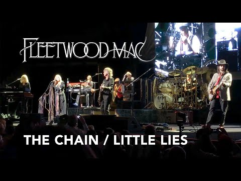 "Fleetwood Mac ""The Chain""/""Little Lies"" live - October 12, 2018 Lincoln, NE"