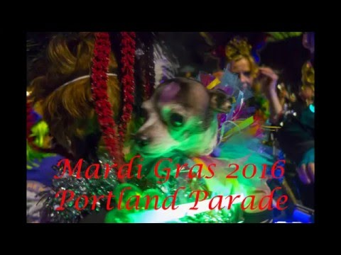 Fat Tuesday 2016 Portland OR