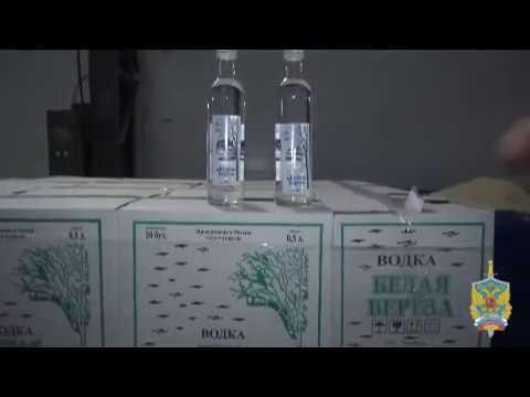 Цех по производству контрафактного алкоголя обнаружили в промзоне в Воскресенске