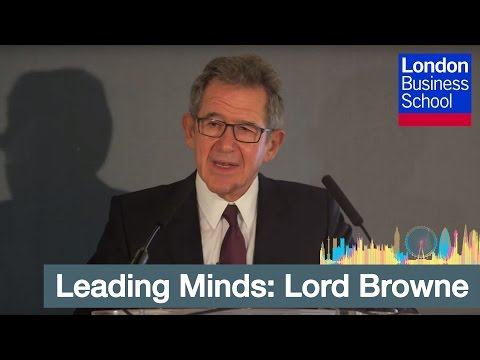 Leading Minds: A radical rethink of how business engages with society | London Business School