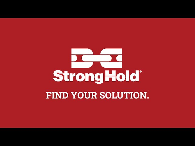 Strong Hold | Find Your Solution.