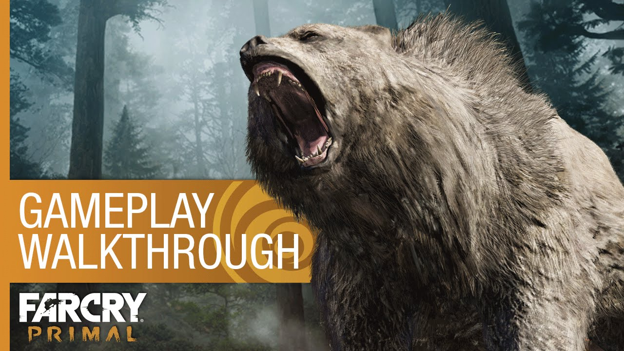 Far Cry Primal Gameplay Trailer Ew Com