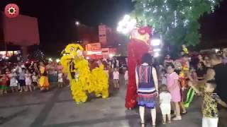 Múa lân rằm trung thu 2019 - LION DANCE MID-AUTUMN FESTIVAL