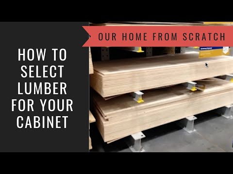 how-to-build-a-cabinet-lesson-22:-how-to-select-lumber