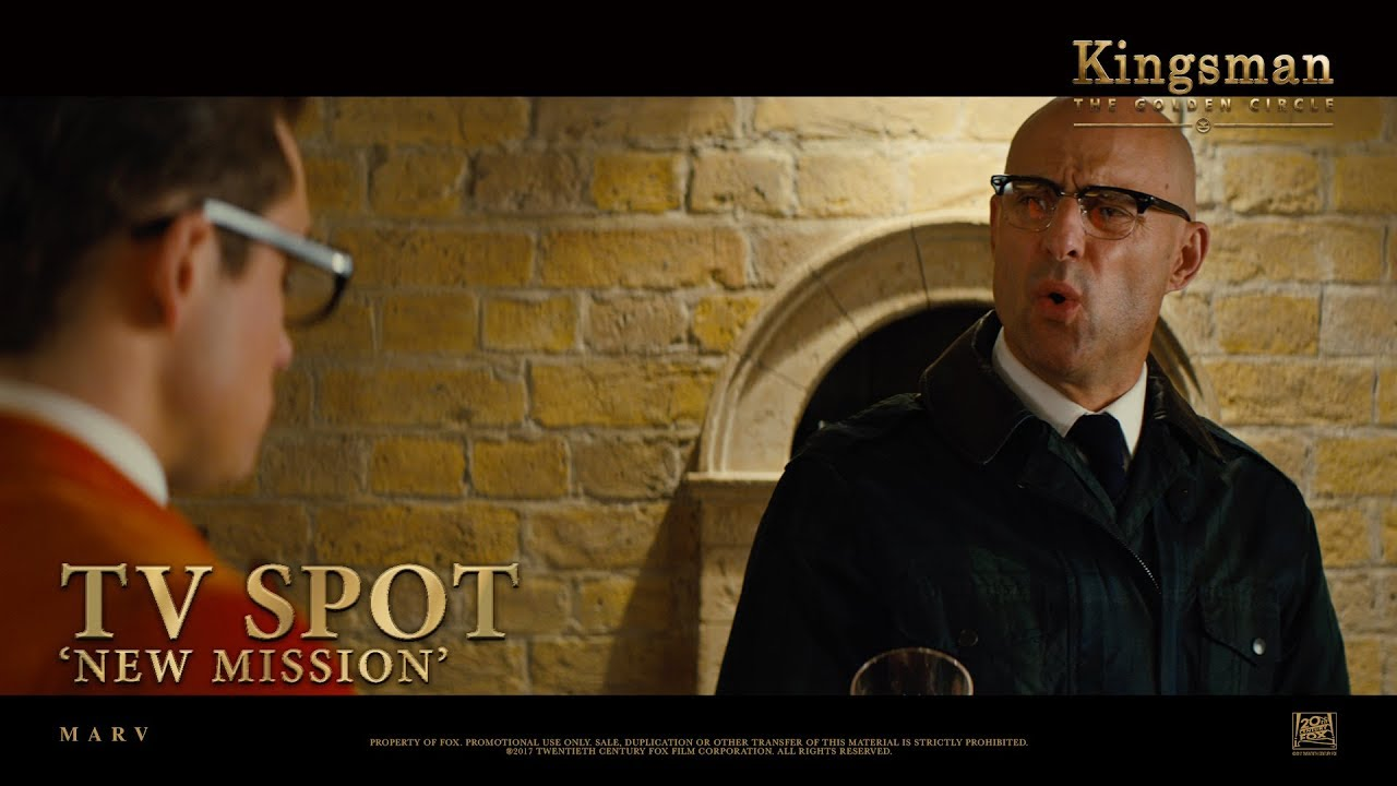 Download Kingsman: The Golden Circle ['New Mission' TV Spot in HD (1080p)]