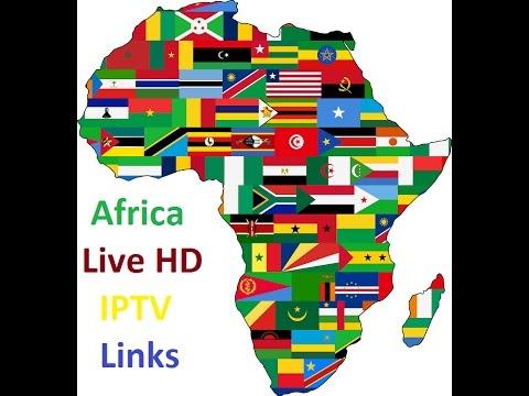 African TV live on KODI