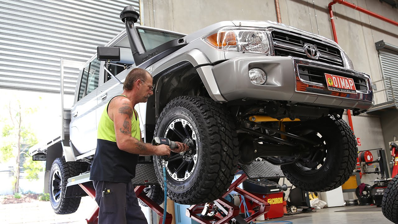 Building The Map Patrol Tyres And Rims Modified