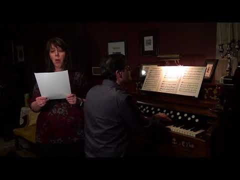 Thanks Be To You - Voice with Karn Reed Organ