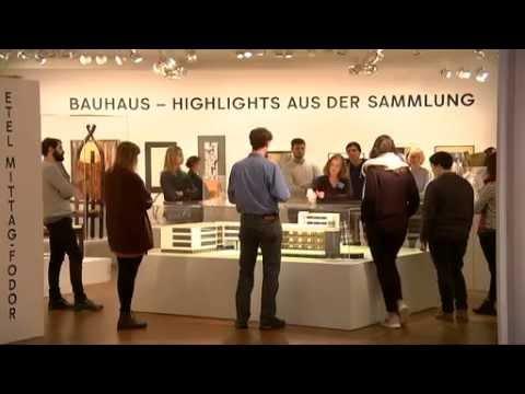 Lieblingsorte in Berlin: Bauhaus-Archiv