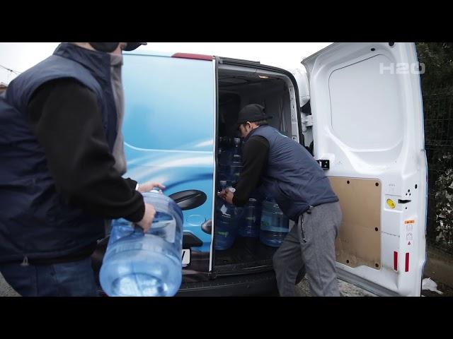 H2On – cum primim comenzile, cum încărcăm și cu plecăm spre dumneavostră!