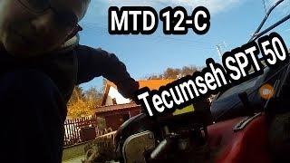 Benzínová sekačka MTD 12-C