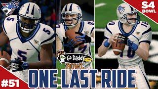 The Original Walk Ons Last Game! - St Louis St Rivercats | NCAA Football 14 -  Ep 51