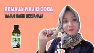 Download lagu Minyak zaitun hpai!! Bikin wajah makin bercahaya banget